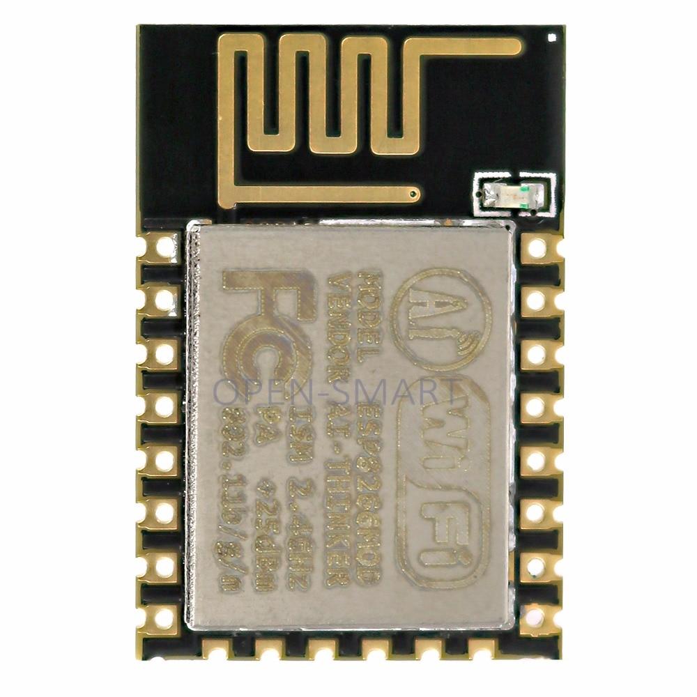 Esp 12e Esp8266 Serial Wifi Wireless Transceiver Module With 433mhz Receiver Circuit Copy Pcb Antenna For Arduino Rpi