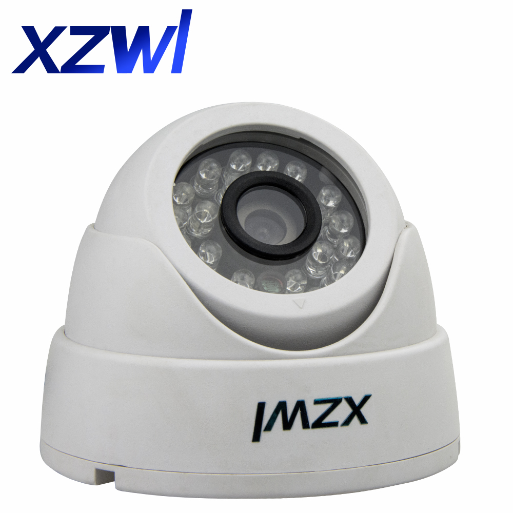 CMOS Sensor 1080P AHD Camera CCTV IR Cut Filter Night Vision Camera AHD Indoor Security Cameras Plug and play 4 in 1 ir high speed dome camera ahd tvi cvi cvbs 1080p output ir night vision 150m ptz dome camera with wiper