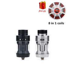 Big sale Digiflavor Themis RTA 5ML/2ML Dual/Single Coil Builds Leak-Proof as geekvape zeus RTA Mesh RTA version with Mesh wires