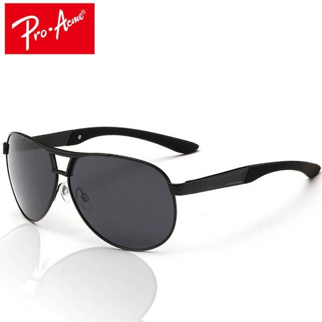 bd2c5d682d Online Shop Pro Acme Classic Men Polarized Sunglasses Polaroid Driving  Pilot Sunglass Man Eyewear Sun Glasses UV400 High Quality CC0444