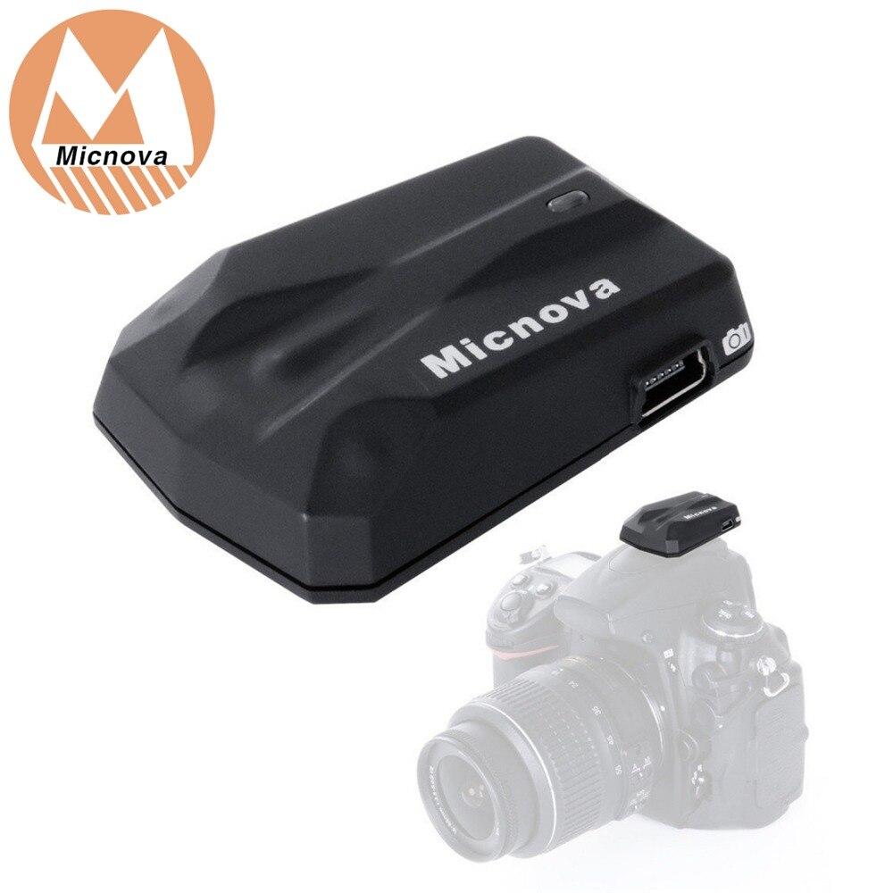 Micnova GPS-N PLUS DSLR Caméra GPS Récepteur pour Nikon D800 D3200 D90 D7100 D5200 D4 D600 D5100 D7000 D300 D300S