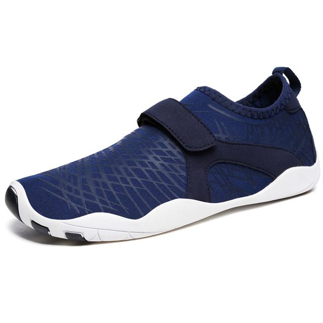 ZYYZYM Men Wading Shoes Summer Waterproof Lovers Shoes Men Water Shoes Beach Non-slip Shoes Upstream Soft Fashion Sneakers