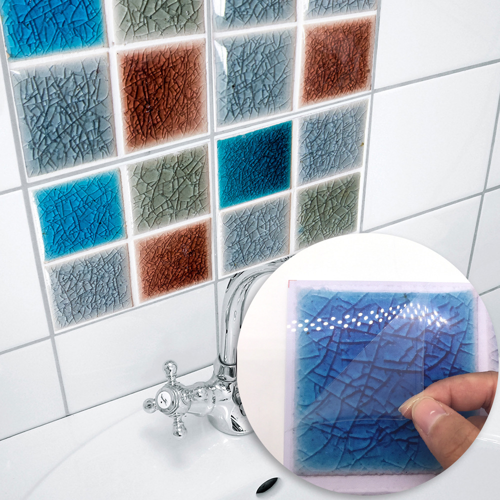 Funlife High end new imitation 3D Pebble kitchen bathroom ceramic ...