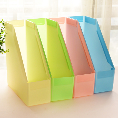 3pcs/lot Waterproof PVC File Box Office Tray Organ.