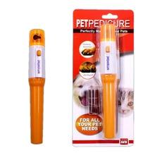 Электрическая пилка для ногтей для питомцев, собак, кошек, машинка для стрижки, триммер, машинка для стрижки, украшение для домашних животных, собак, кошек, грумеров, товары для животных