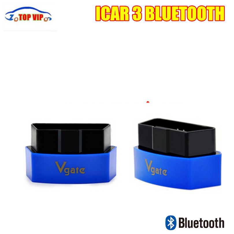 ELM327 Vgate Icar3 Bluetooth OBD2 Scanner Icar for obd obd2 Diagnostic-Tool Support Android Auto Car Scanner diagnostic tool