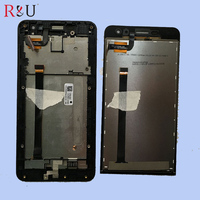 Test Good 5 Inch 1280x720 Lcd Screen Display Touch Screen Panel Digitizer Assembly With Frame For