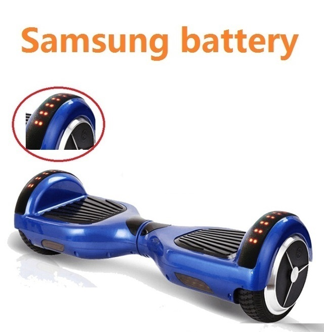 Équilibre scooter hoverboard smart scooter oxboard gyroscooter 6.5 équilibrage scooter skate hoverboard scooters