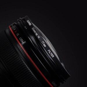 Image 5 - ZOMEI 52/55/58/62/67/72/77/82 Mm + 1 + 2 + 3 + 4 + 8 + 10 Kính Quang Học Ống Kính Lọc Close Up Macro Lọc Dành Cho Máy Ảnh Canon Nikon sony Pentax