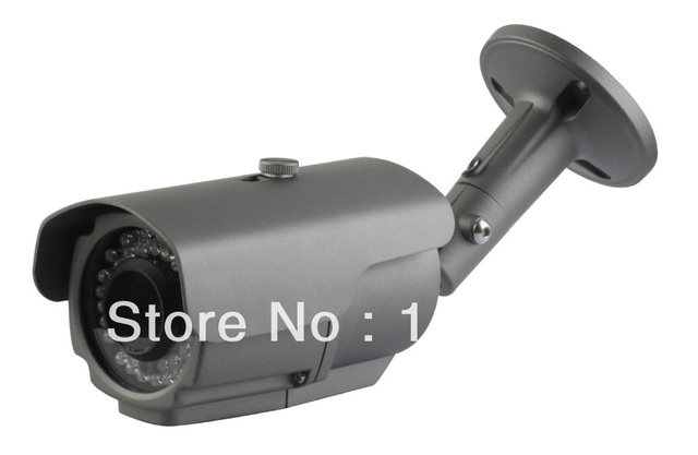 1/3 Sony CCD 700TVL High-Line Security Camera 36IR CCTV bullet camera 3.6mm wide lens outdoor Surveillance Camera