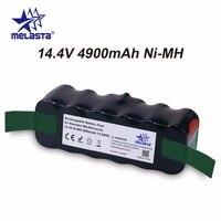 Melasta Extended 4 9Ah 14 4V NIMH Battery ForiRobot Roomba500 600 700 800 Series 510 530