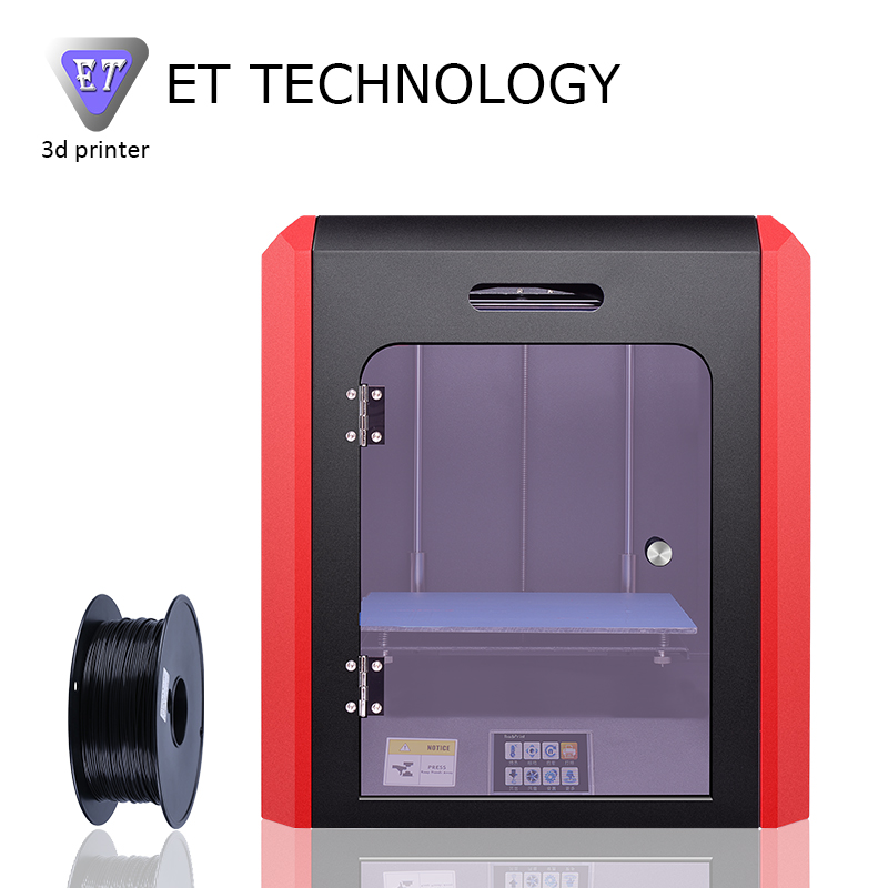 4 Years Factory FDM 3D Printer Yite Technology Newest Launch ET-K1 Desktop 3D Printer with Powerful Function Great Precision