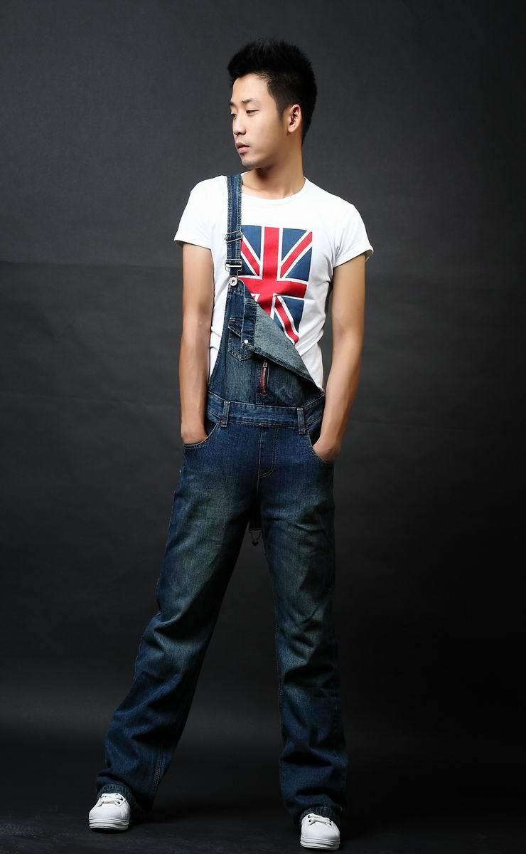 Popular Suspender Jeans Men-Buy Cheap Suspender Jeans Men ...