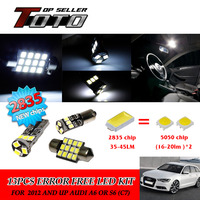 14x LED Car Auto Interior Canbus Light White 2835 Newest Chips Kit For 2012 And Up