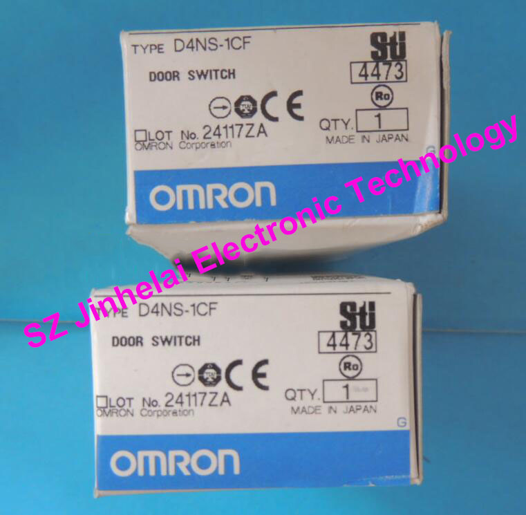 100%New and original OMRON DOOR SWITCH  D4NS-1CF 100%new adc16471ciwm adc16471 sop24 ns brand new original orders are welcome
