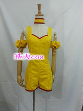 Tokyo Mew Mew Pudding Cosplay Costume