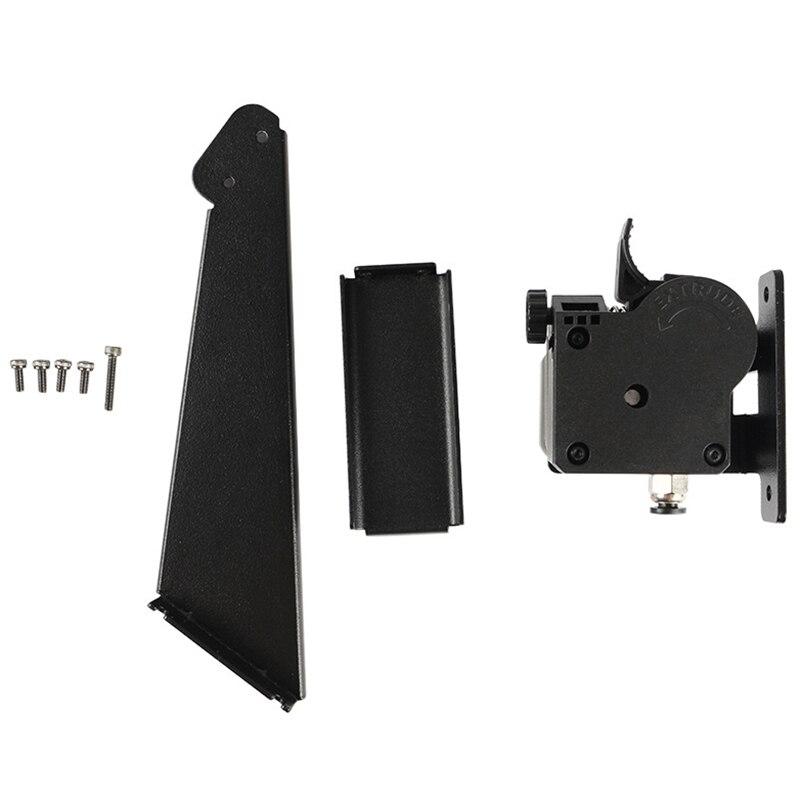 3D Printer Upgrade Twin Screw Extruder Full Metal Bracket Set For Anycubic I3 Mega-S