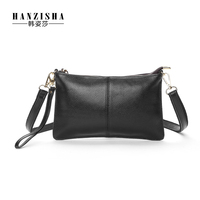 Women Messenger Bags Genuine Leather Ladies Fashion Models Shoulder Bag Ten Color Women S Evening Bag