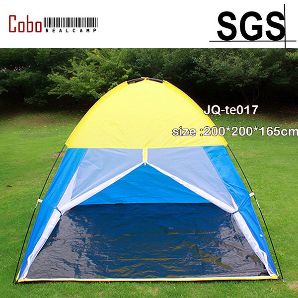 3 4persons Sun Shade Shelter Canopy Portable Beach Tent Outdoor Camping Picnic Fishing