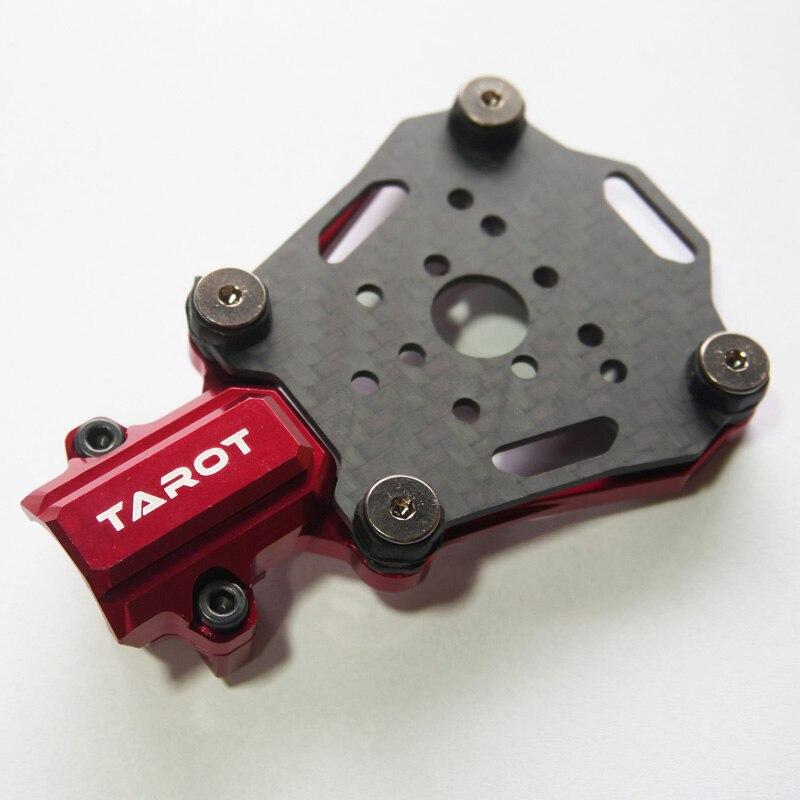 ormino 16MM motor mount Quadcopter font b parts b font tarot650 680pro Quadcopter metal motor mount