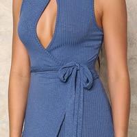Summer-Fashion-Halter-Belt-Dress-4
