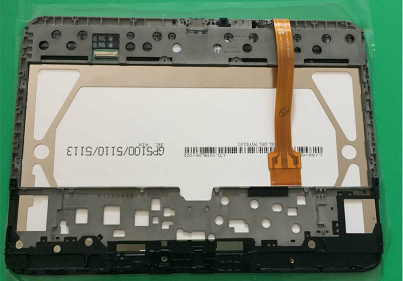 For Samsung Galaxy Tab 3 10.1 P5200 P5210 Touch Screen Digitizer Assembly With Frame touch screen samsung i900