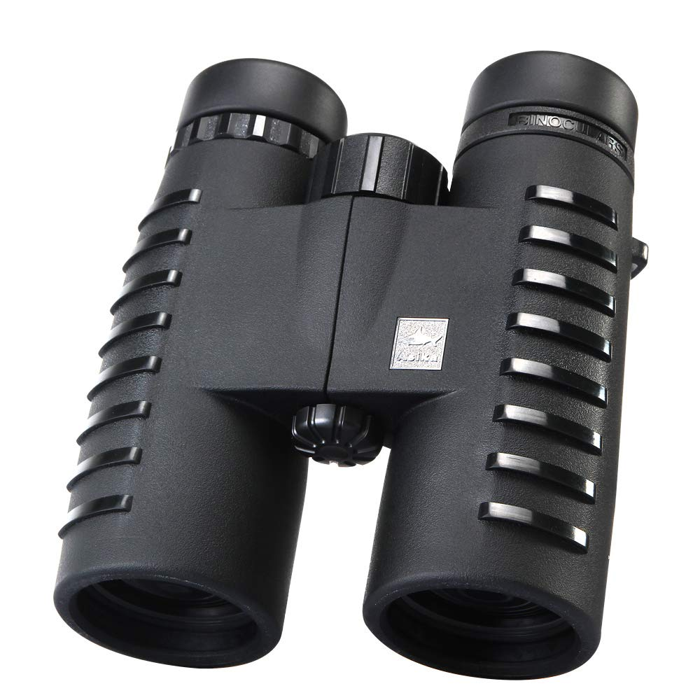 Original Asika 10x42 binoculars telescope outdoor military standard grade high powered low light night vision binoculars