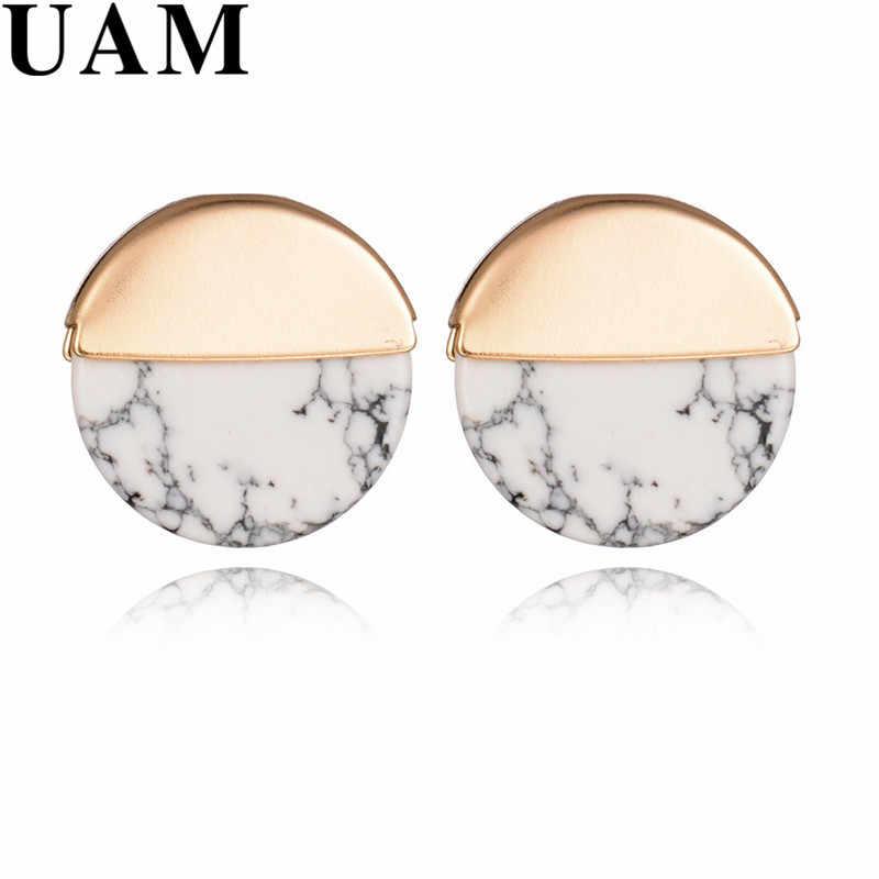 A1 черные/белые серьги гвоздики из искусственного камня для женщин модные