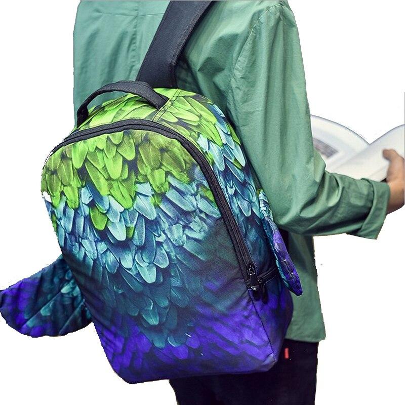Korean Canvas Printing Backpack Women School Bags for Teenage Girls Cute Bookbags Vintage Laptop Backpacks Female back pack keenici brand canvas lace elements backpack women school bags for teenage girls cute bookbags vintage laptop backpacks female