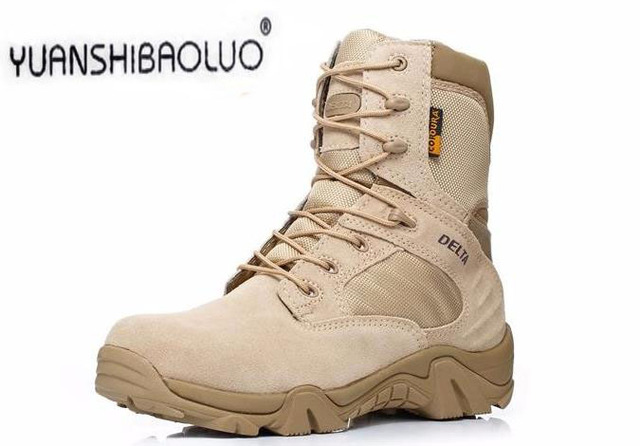 High quality men shoes, California outdoor boots high desert boots male tactical boots boots Martin 38-45
