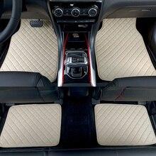 ZHAOYANHUA универсальные автомобильные коврики для всех моделей BMW 5 серии E39 E60 E61 F10 F11 F07 GT 520i 525i 528i 530i 535i автомобильный Стайлинг