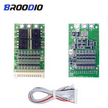 BMS 6S 7S 8S 9S 10S 11S 12S 13S 3.6V 25A Adjustable Lithium Li-ion 18650 Battery Protection Balancer Equalizer Board Circuit