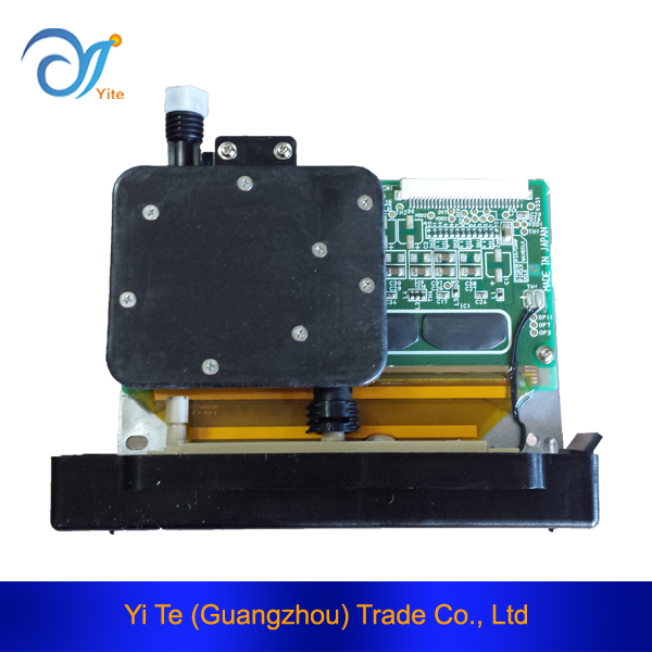 hot sale!!! New version spt 510/35pl printhead for solvent printer use fast shipping sei ko spt 255 damper for inkjet printer with spt 255 printhead for challenger crystal gz solvent printing machine