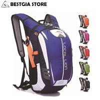 18L Bicycle Bag Outdoor Sport Waterproof Nylon Bike Backpack Men Women Riding Running Clibing Hiking Backpack Cycling Bag 8Color