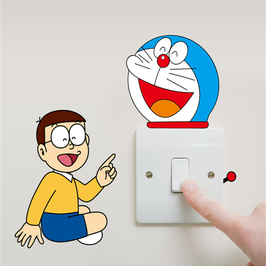 Gambar Kartun Doraemon Dan Nobita