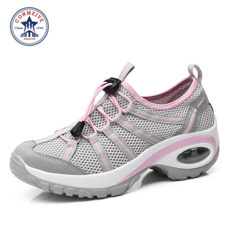 new Woman outdoor trekking zapatillas deportivas mujer hiking sneakers women trekking sport shoes climbing air cushion Rubber free shipping lcd digital formaldehyde gas detector sound alarm gas detector for air monitoring