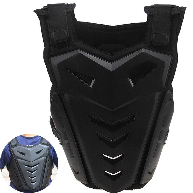 POSSBAY veste de moto Motocross Enduro Protection de l'armure corporelle colonne vertébrale protecteur de poitrine moto armure gilet de Protection corporelle