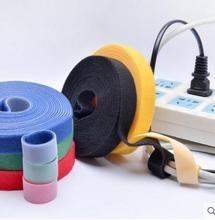 15m 500*2cm Nylon Reusable Back to back Velcro Cable Ties