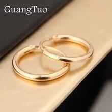 Ювелирные изделия из Южной Кореи, серьги для влюбленных, круглые серьги-кольца для женщин и кольца, женские серьги-кольца в стиле хип-хоп EK929