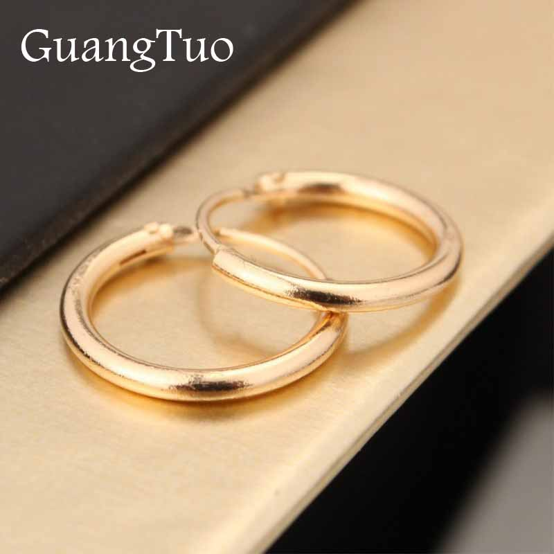 Женские круглые серьги-кольца, серьги-кольца в стиле хип-хоп, ювелирные изделия из Южной Кореи
