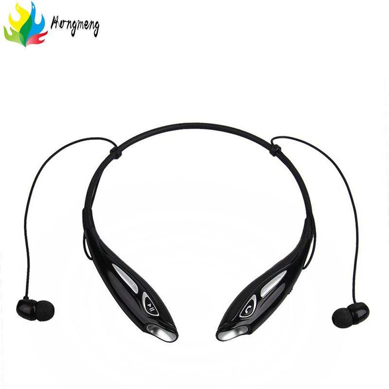 Hongmeng  Bluetooth 4.1 Sports wireless headphones for a mobile phone Stereo Bluetooth headphones with microphone Card +FM radio leory micgeek mi520 multifunctional karaoke sing microphone change dsp mobile national broadcast singing mobile phone card