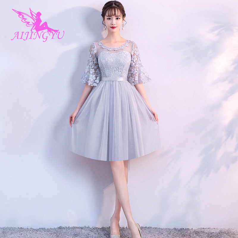 2018 sexy wedding party   bridesmaid     dresses   short formal   dress   BN708