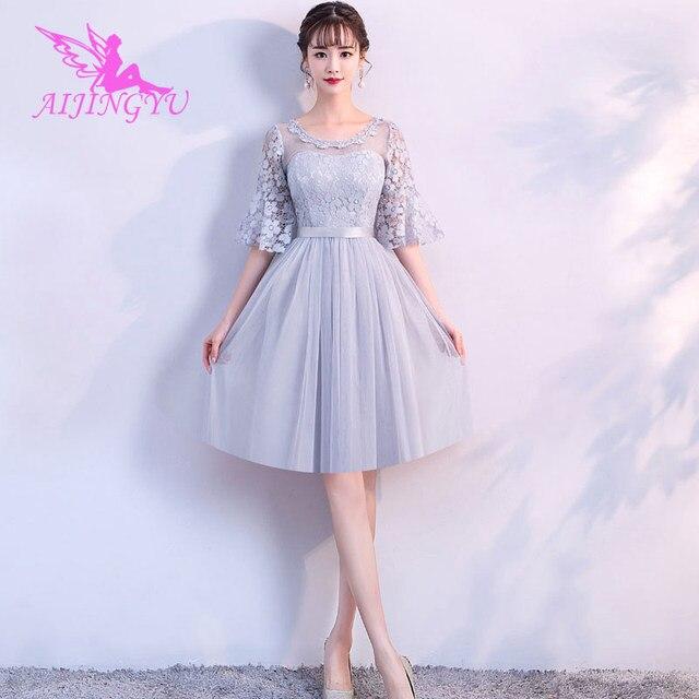 2021 סקסי מסיבת חתונת שושבינה שמלות קצר פורמליות שמלת BN708