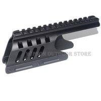 WIPSON Remington 870 RM870 Shotgun 12 Ga Scope 20mm Picatinny Side Rail Mount System