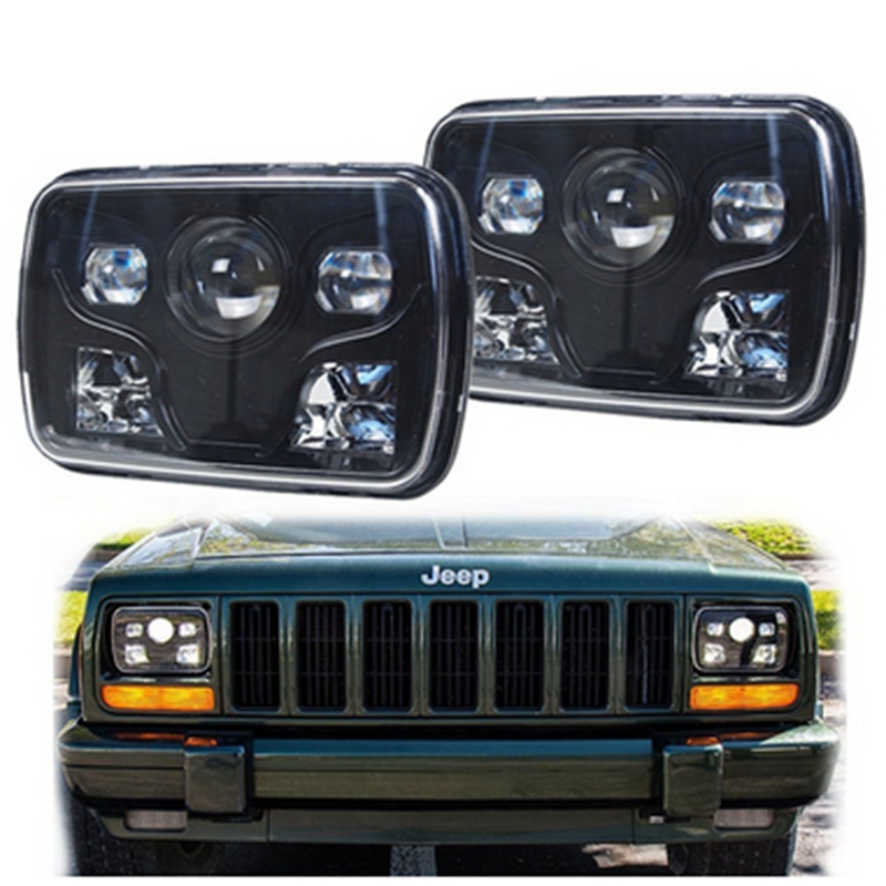 Здесь можно купить   LED Projector Headlights For International IHC Assembly 9200 9900 9400i Автомобили и Мотоциклы