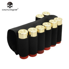 8 Round Airsoft Hunting Shells Tactical Military Army Ammo Shotgun 12 20 Gauge Shell Buttstock Cartridge