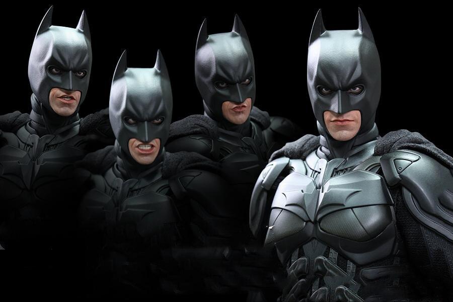 1/6 Batman mobile yeux et bouche tête sculpter pour 12 pouces figurine Action accessoires partie bricolage essayer différents Styles