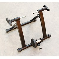 Steel Plastic MTB Mountain Road Cycling Bicycle Bike Indoor Training Station Parking Station Indoor Exercise Trainer