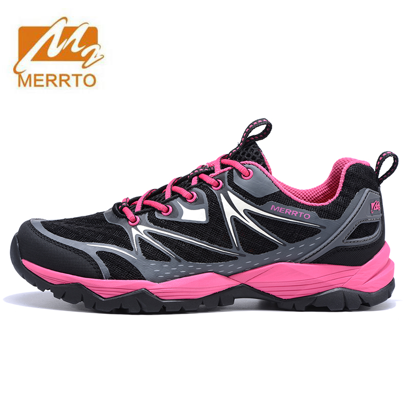 2017 MERRTO Women's Spring And Summer Outdoor Hiking Trekking Shoes Sneakers For Women Sports Climbing Mountain Shoes Woman 2017 womens sports summer outdoor hiking trekking aqua shoes sandals sneakers for women sport climbing mountain shoes woman