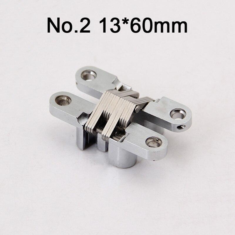 Un Par de 1 pulgadas Bisagra de Conector Oculto para Puerta de cristal de de 90 grados angulo SODIAL R